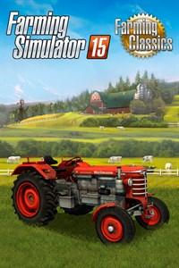 Carátula del juego Farming Classics