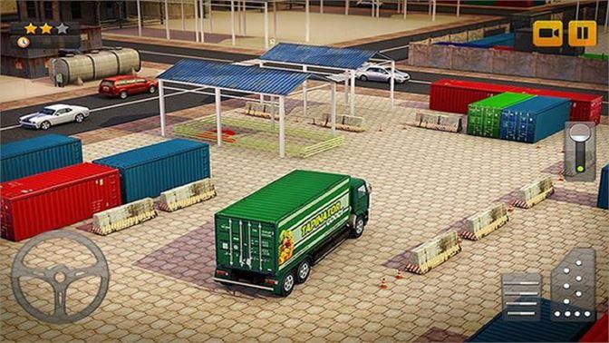 truck parking games 18 wheeler 3 free download