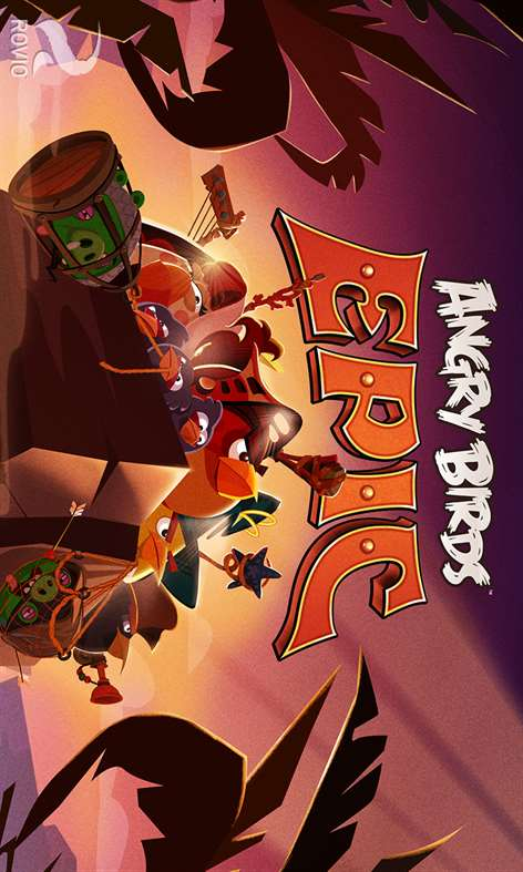 Angry Birds Epic Screenshots 1