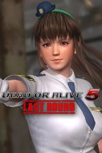 Carátula del juego DEAD OR ALIVE 5 Last Round Hitomi Police Uniform