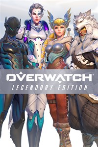 Overwatch® Legendary Edition – 10 skins