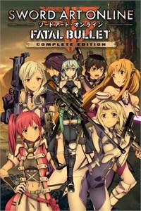 Carátula del juego SWORD ART ONLINE: FATAL BULLET Complete Edition