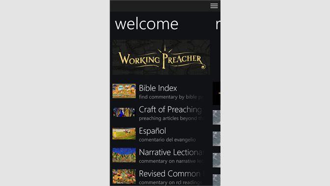 Buy Working Preacher - Microsoft Store