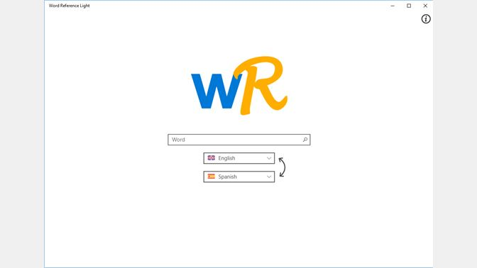 Get wordreference light microsoft store screenshot negle Gallery