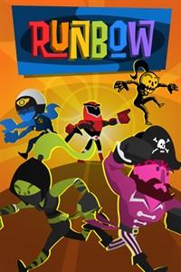 Carátula para el juego Runbow de Xbox 360