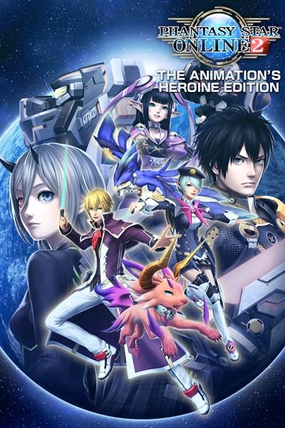Phantasy Star Online 2 -The Animation's Heroine Edition-