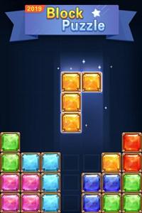 Block Puzzle Plus - Jewel Blast
