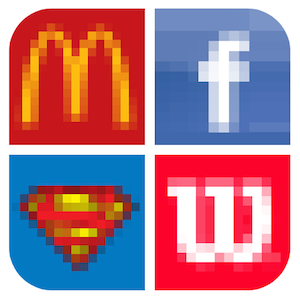 Get Pixel Logo Challenge Microsoft Store En Gb