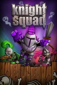 Carátula para el juego Knight Squad de Xbox 360