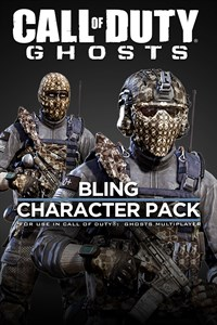 Call of Duty®: Ghosts - Pacote de personagem Bling