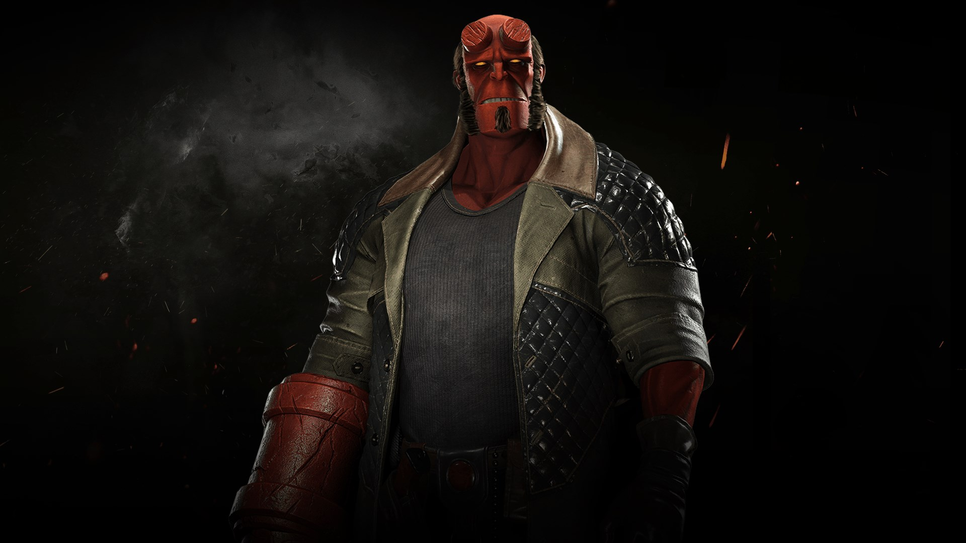 Injustice™ 2 - Hellboy