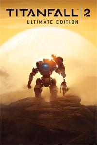 Carátula del juego Titanfall 2: Ultimate Edition