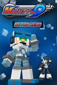 Carátula del juego Mighty No. 9 - Retro Hero