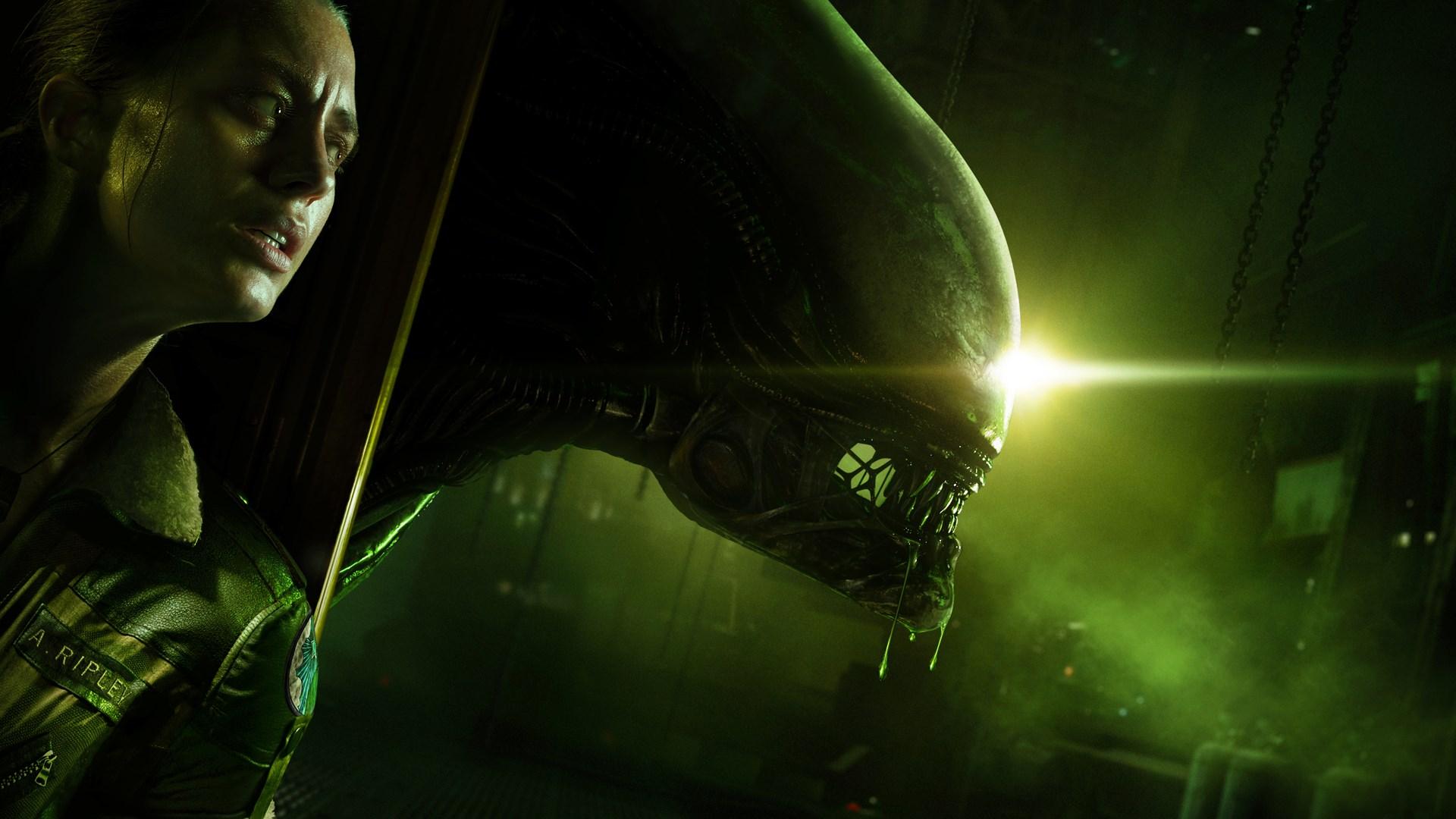 Hasil gambar untuk Alien isolation