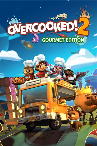 Overcooked! 2 - Gourmet Edition