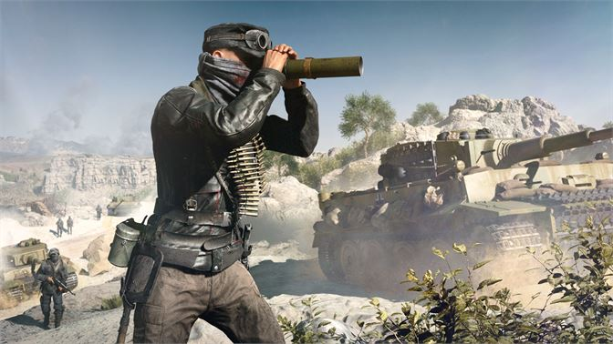 Buy Battlefield™ V Deluxe Edition - Microsoft Store en-GB