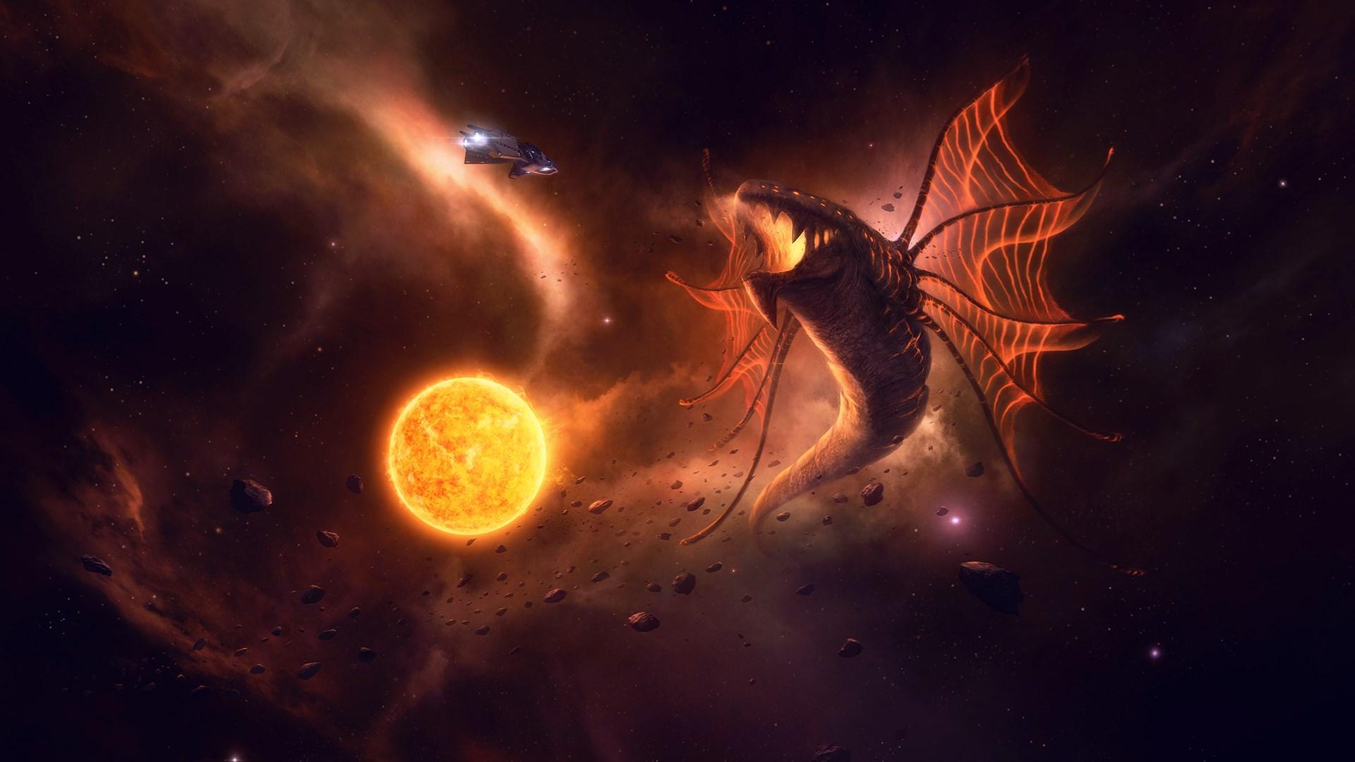 Buy Stellaris: Leviathans Story Pack - Microsoft Store en-CA