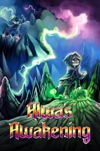 Carátula para el juego Alwa's Awakening de Xbox 360