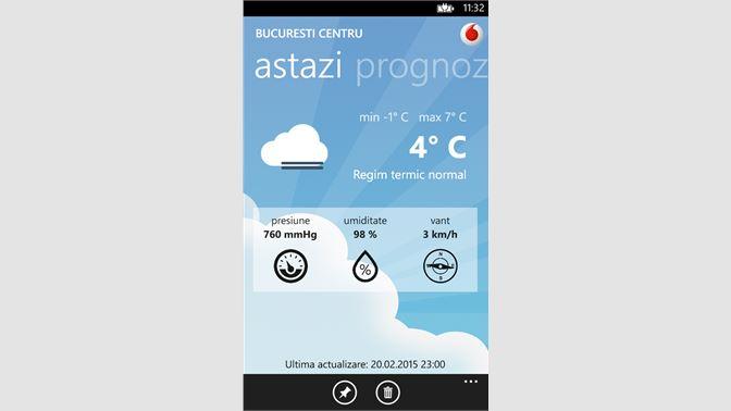 Get Vodafone Meteo - Microsoft Store