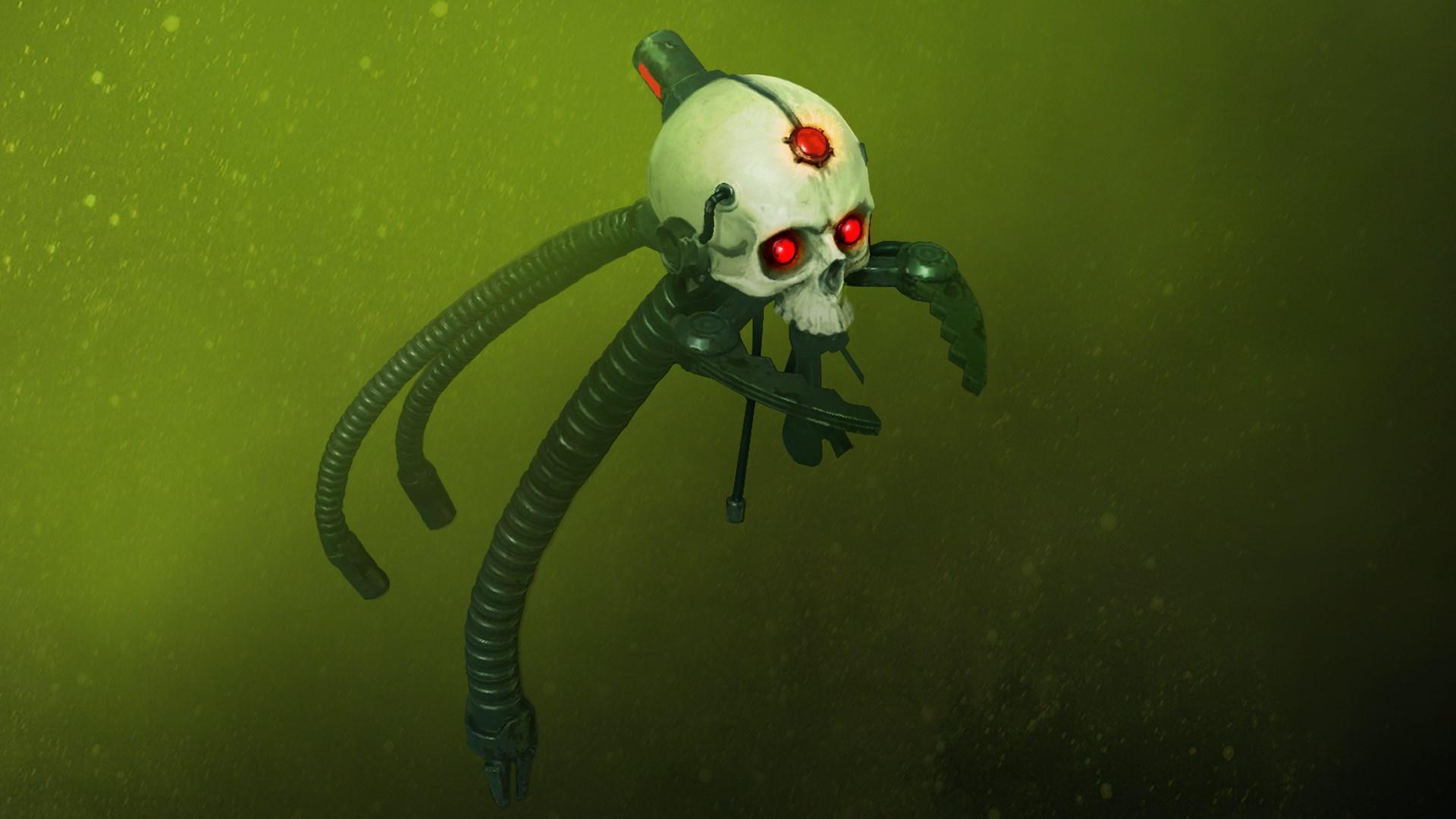 Warhammer 40,000: Inquisitor - Martyr | Monotask Servo-skull