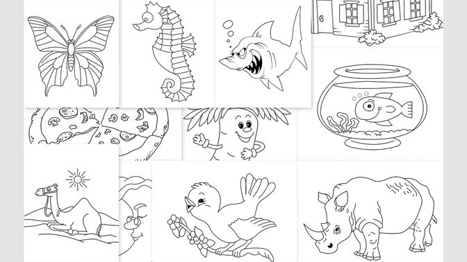 buy coloring book templates for ms word microsoft store