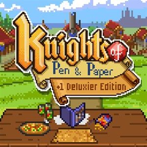 Knights of Pen and Paper +1 Deluxier Edition Xbox One