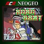 ACA NEOGEO ROBO ARMY Logo