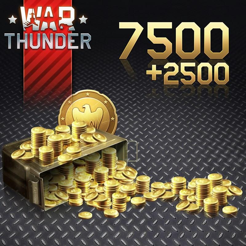бонусы на золотых орлов в war thunder