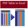 PDF Table to Excel