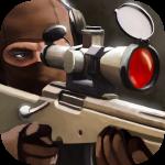 Sniper Shooter 3D Logo