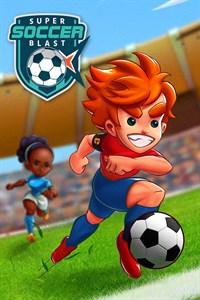 Carátula para el juego Super Soccer Blast de Xbox 360