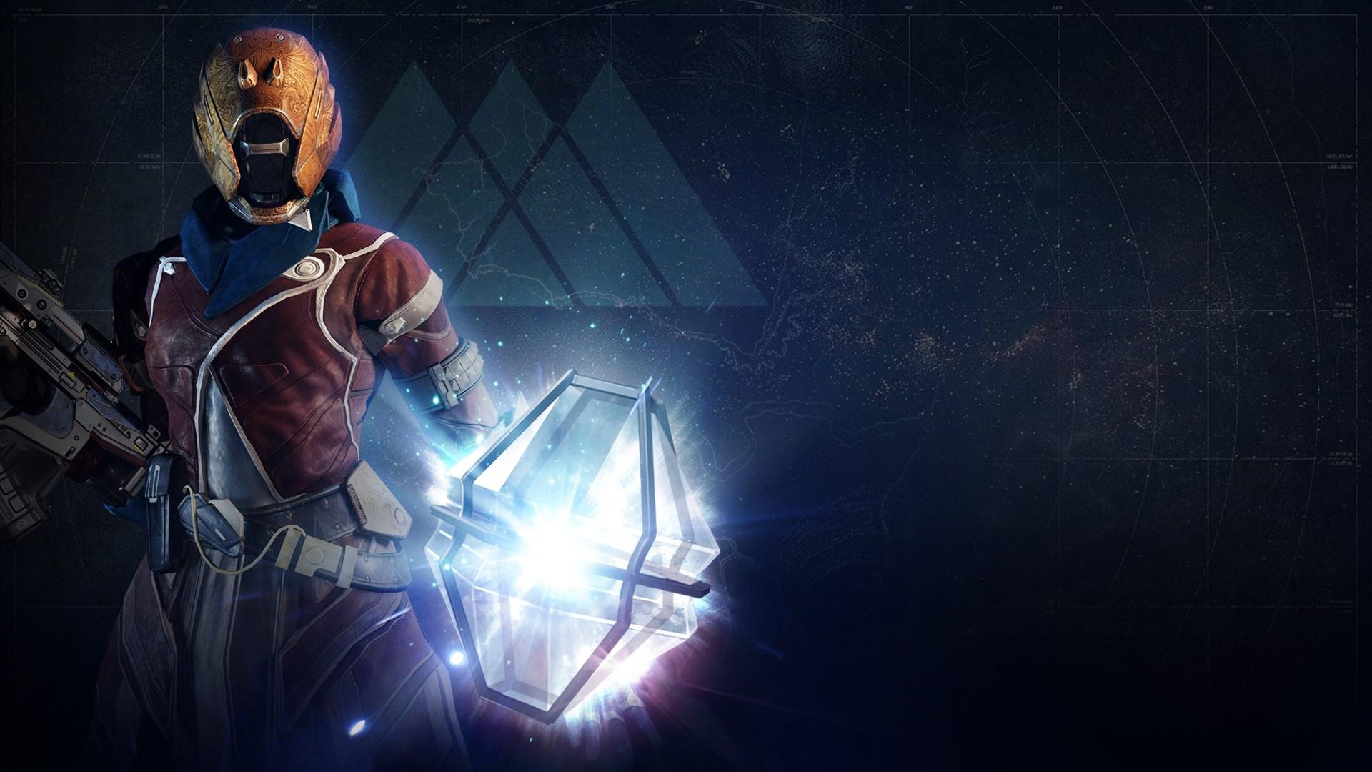 Destiny - Level 40-Warlock-Paket