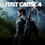 Just Cause 4 - Standard Edition Logo