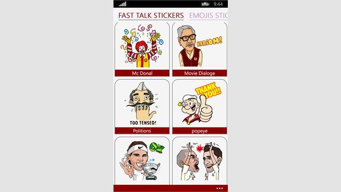 Get EMOJI STICKERS : for whatsapp, facebook, twitter