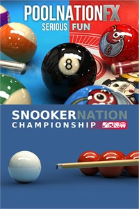 Pool Nation Snooker Bundle