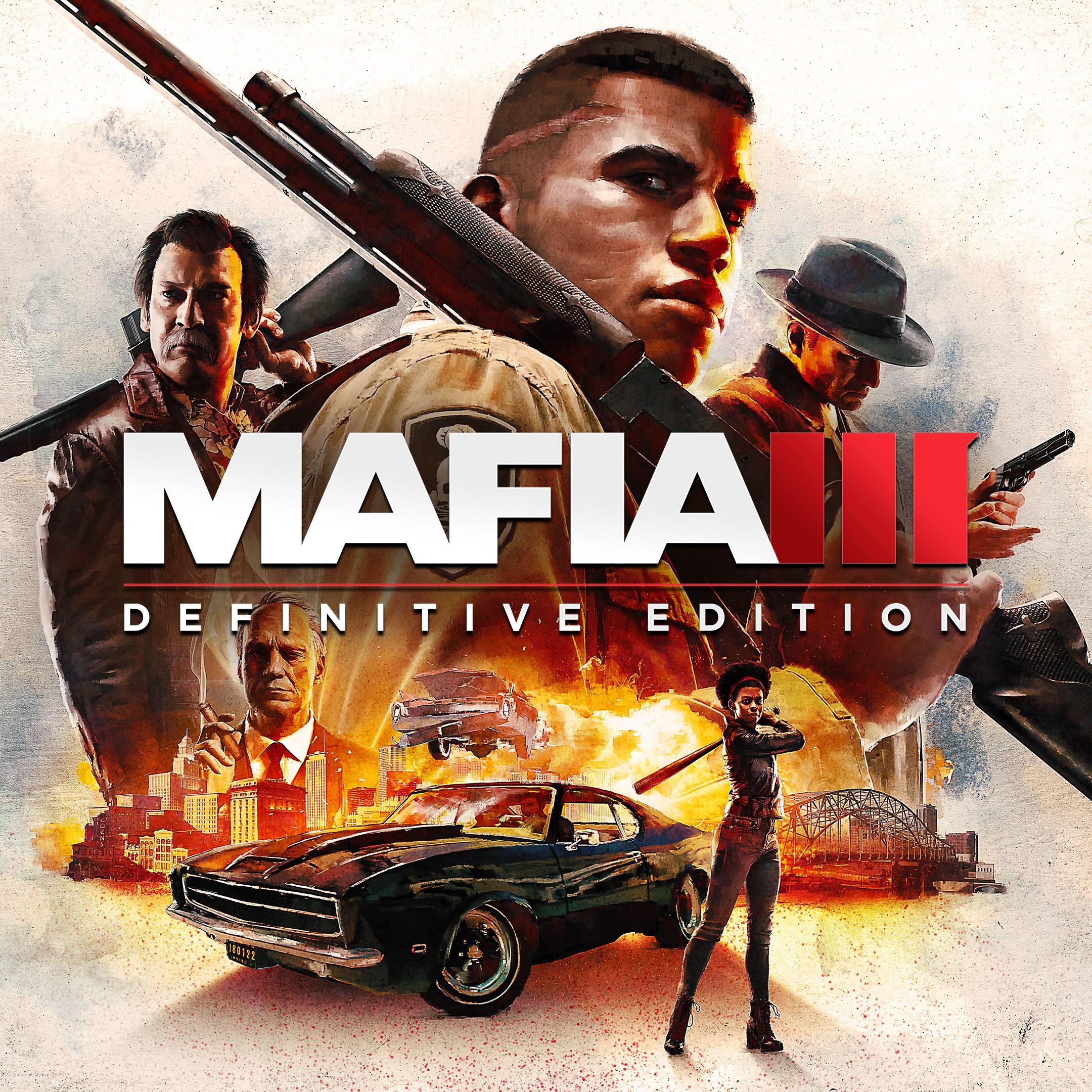 Скриншот №2 к Mafia III Definitive Edition