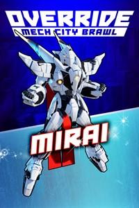 Override: Mech City Brawl - Mirai