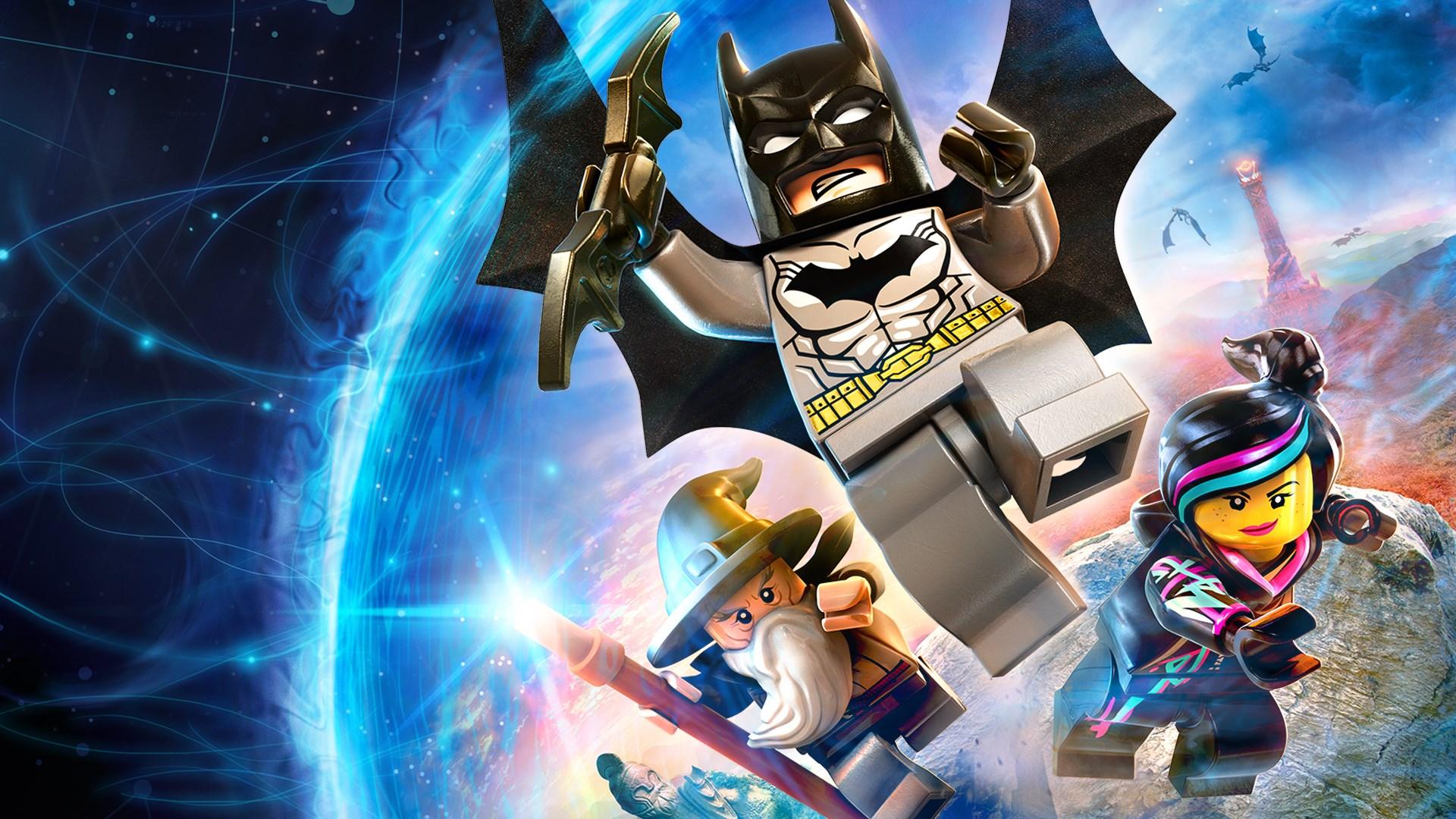 LEGO® Dimensions™ Italian & Spanish