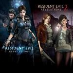 Resident Evil Revelations 1 & 2 Bundle Logo