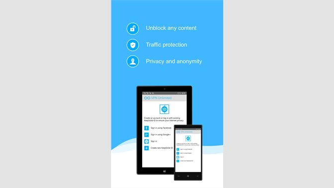 Get VPN Unlimited for Windows Phone - Secure & Private