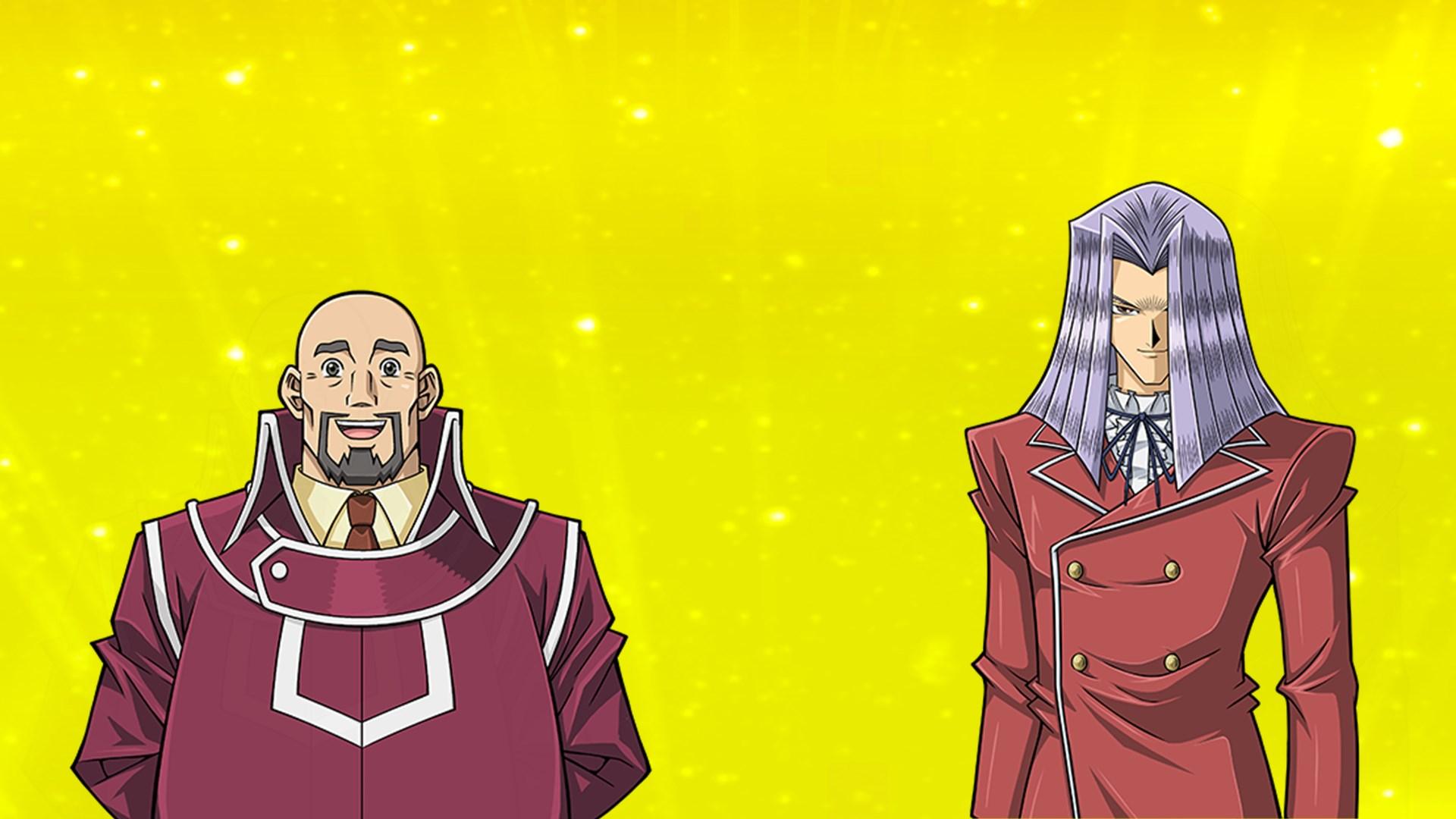 Yu-Gi-Oh! GX: Leaders