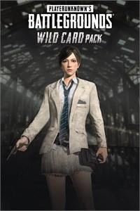 PUBG - WILD CARD PACK
