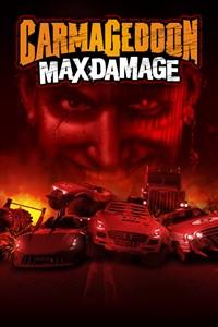 Carátula del juego Carmageddon: Max Damage