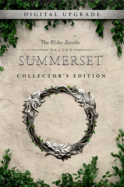 The Elder Scrolls® Online: Summerset™ Collector's Ed. Upgrade - Prepurchase