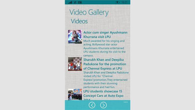 Get LPU Touch - Microsoft Store