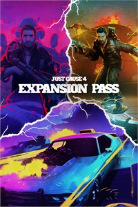 Carátula del juego Just Cause 4 - Expansion Pass