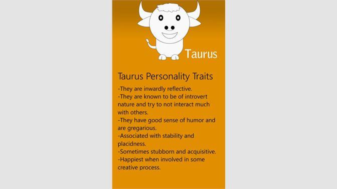 Taurus Traits And Personality
