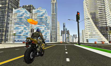 Moto Bike License Mission Screenshots 1