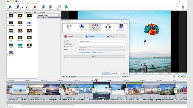 الحصول على PhotoStage Slideshow Maker Free - Microsoft Store في ar-JO