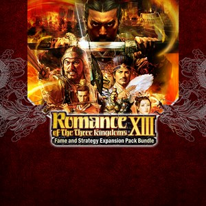 ROMANCE OF THE THREE KINGDOMS XIII: Fame and Strategy Expansion Pack Bundle Xbox One